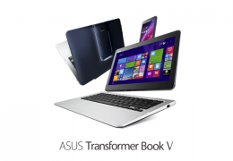 Asus lança Transformer Book V
