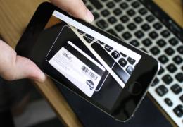 iOS 8 escaneará cartões de crédito pela câmera