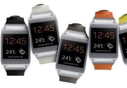 Samsung lança Gear Live