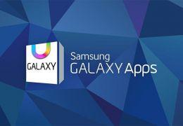 Conheça a Samsung Galaxy Apps