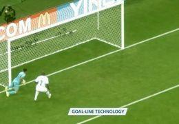 Tecnologia da Linha do Gol faz sucesso na Copa do Mundo
