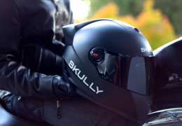Skully Systems cria capacete com Android