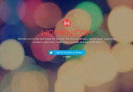 Women.com: a rede social das mulheres