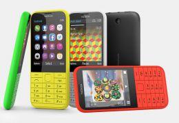 Microsoft lança Nokia 225 por R$ 199