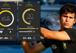 Tenistas ganham camisetas High-Tech