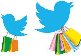 Que tal fazer compras no Twitter?