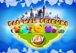 Bandai Namco lança Pac-Man Friends para smartphones