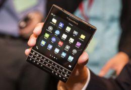 Blackberry lança smartphone quadrado nos EUA
