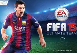 FIFA 15 Ultimate Team chega para smartphone