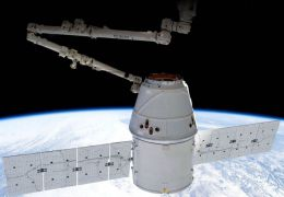 NASA envia impressora 3D para estação espacial