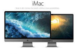 Apple prepara iMac com tela retina e 4K