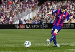 Primeiras impressões do FIFA 2015