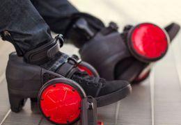 Empresa desenvolve patins elétricos
