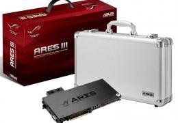 Asus lança placa de vídeo ROG-Ares no Brasil