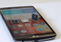 LG lança G3 Screen