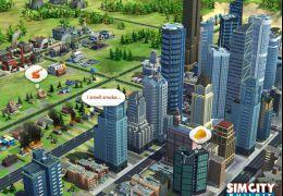 EA lança SimCity para Android e iOS
