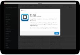 Adobe lança oficialmente o editor Brackets
