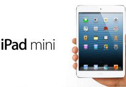 iPad mini pode dar adeus em 2015