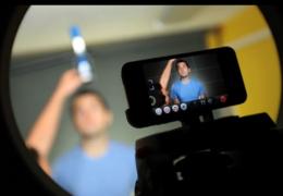 Como gravar vídeos de alta qualidade no iPhone?