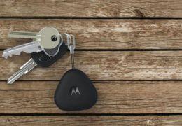 Motorola lança o chaveiro Keylink