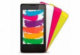 CCE lança o smartphone Motion Colors por R$ 379