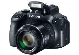 Canon lança a câmera PowerShot SX60 HS no Brasil