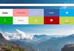 Yandex lança nova versão do seu navegador