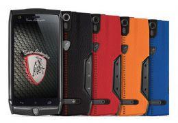 Lamborghini lança smartphone com Android por R$ 15,6 mil