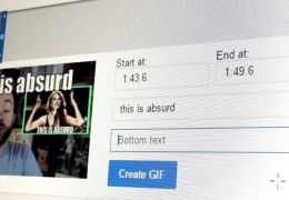 YouTube lança recurso para criar GIFs com vídeos
