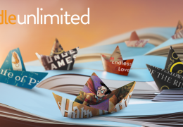 Amazon lança Kindle Unlimited