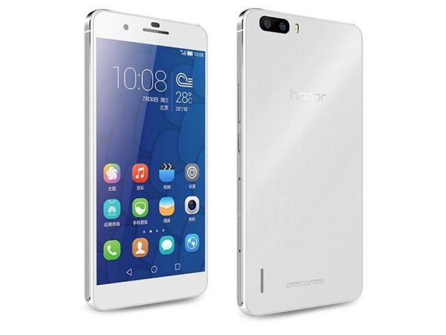 Huawei lança o Honor 6 Plus