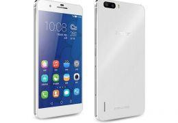 Huawei lança o Honor 6 Plus