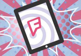 Foursquare lança aplicativo para iPad