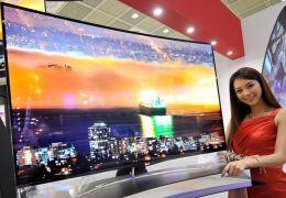 LG lança TV 5K de luxo