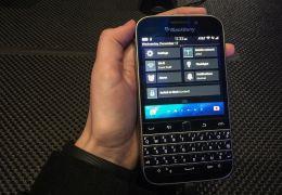 BlackBerry lança o modelo Classic