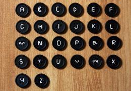 Typo Buttons: mais tecnologia nas roupas