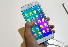 Samsung Galaxy ganha os modelos E5 e E7