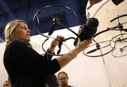 Microdrones são apresentados na CES 2015