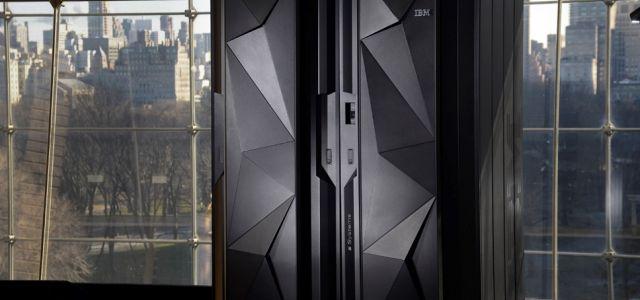 IBM lança mainframe mais potente do mundo
