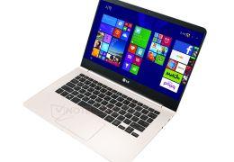 LG lança o ultrabook 14Z950, que pesa apenas 980 gramas!