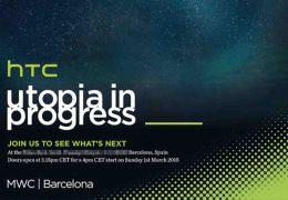 HTC confirma lançamento de seu novo flagship
