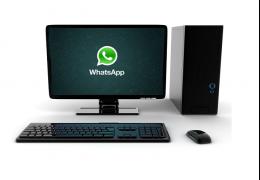 WhatsApp lança versão web