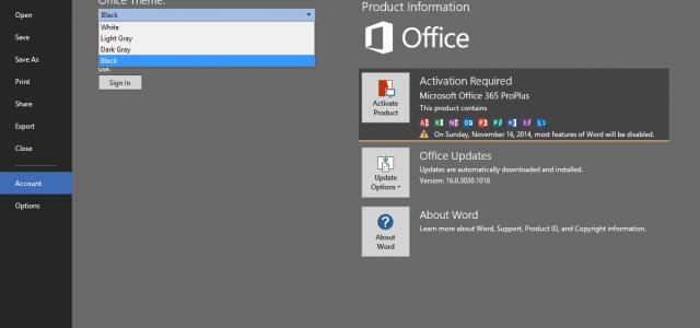 Microsoft confirma lançamento do Office 2016