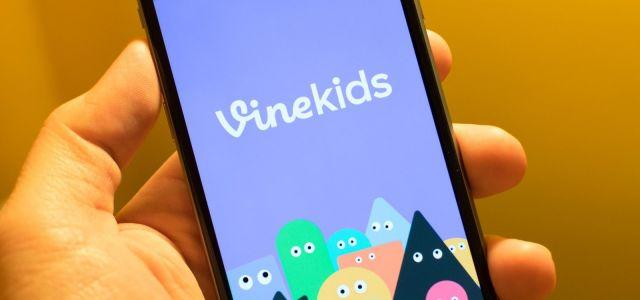 Vine lança aplicativo para crianças