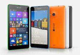Microsoft lança Lumia 535 no Brasil por R$ 599