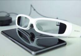 Sony anuncia SmartEyeglass