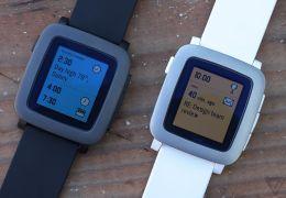 Pebble lança campanha para novo smartwatch