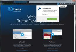 Firefox ganha versão de 64 bits para Windows