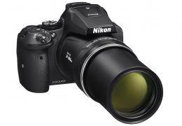 Nikon lança câmera Full HD com zoom de 83x