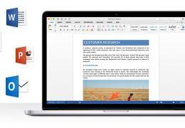 Microsoft lança versões de teste do Office 2016 para Mac OS X
